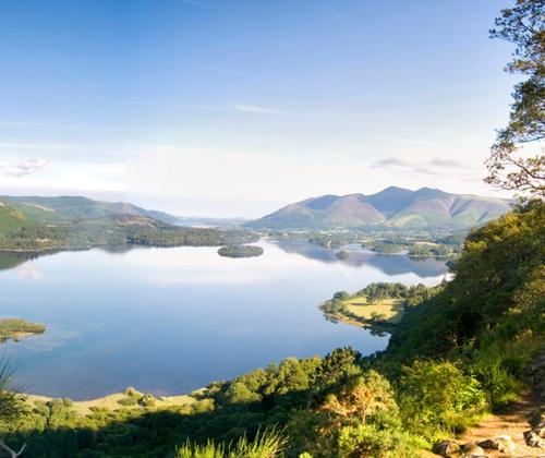 Lake District Break for Two winning bidder
