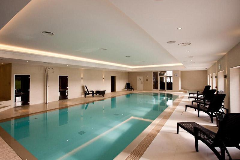 South Wales: Modern Spa Hotel