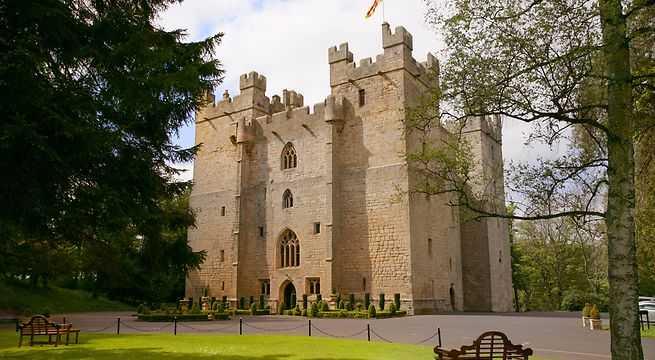 Northumberland: Luxury Castle