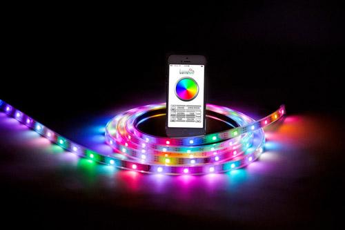 Bluetooth LED Lights winning bidder