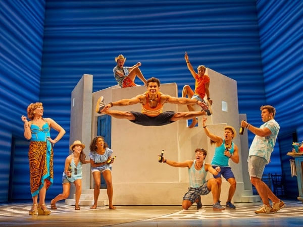 London Theatre Breaks: Mamma Mia