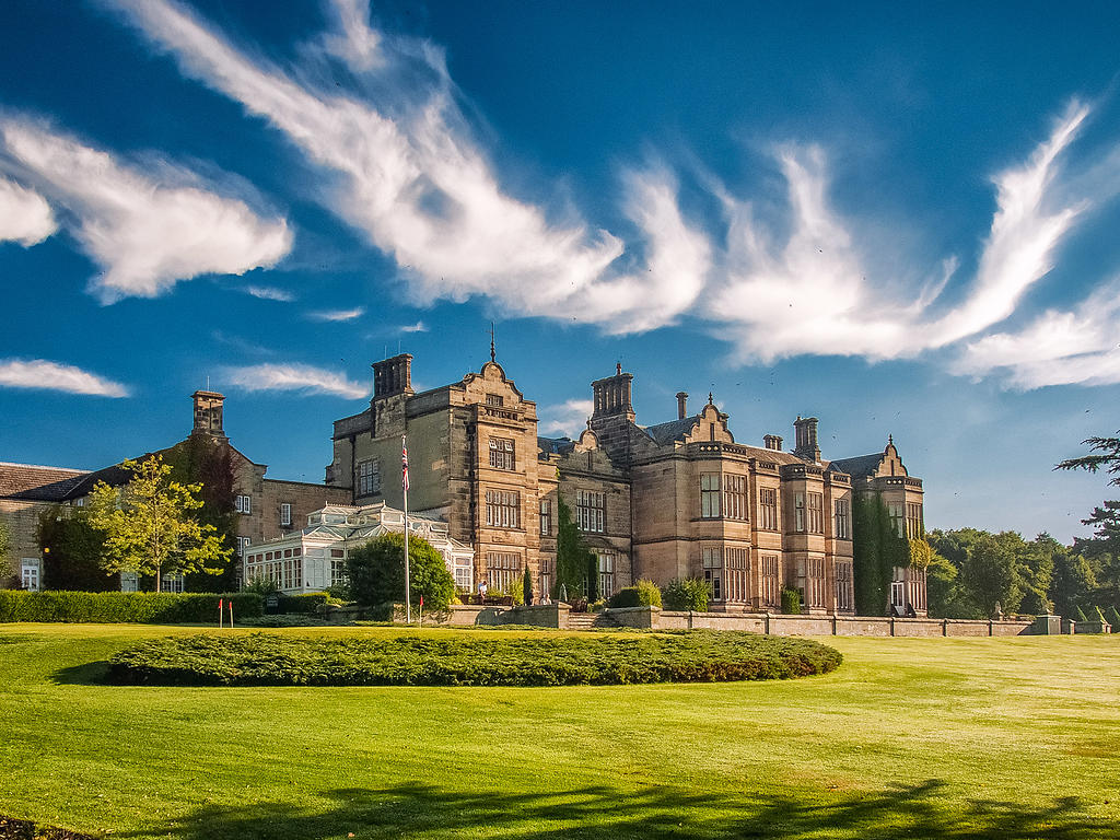 Northumberland: Luxury Golf Break with Dinner