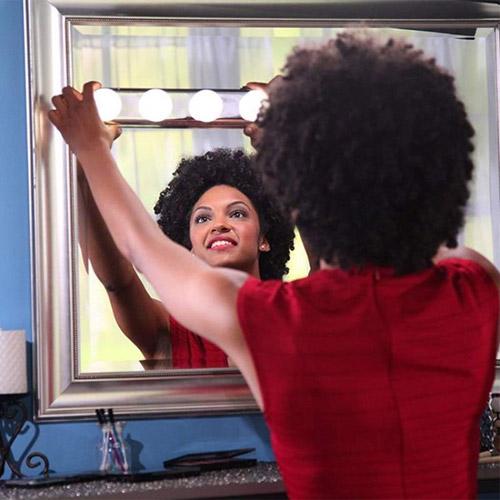 Vanity Mirror Lighting winning bidder