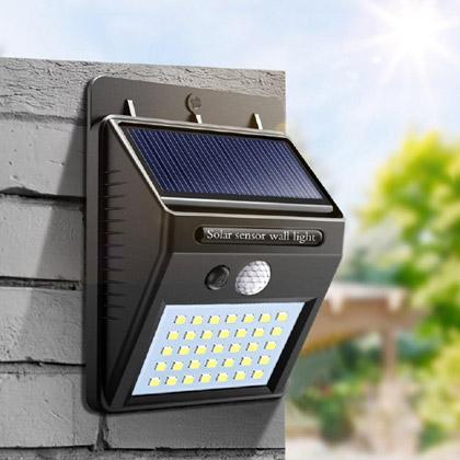 Motion Sensor LED Light valued at £24.99 winning bidder