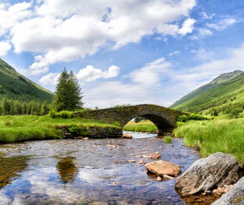 National Park Minibreak for 2 winning bidder