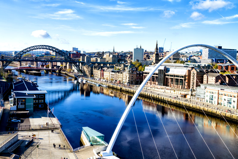 Newcastle: Overnight Stay