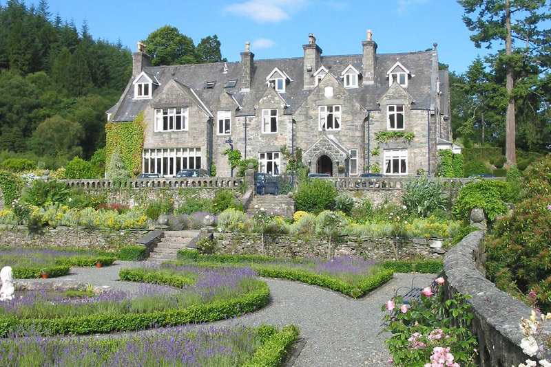 North Wales: Luxury Country House