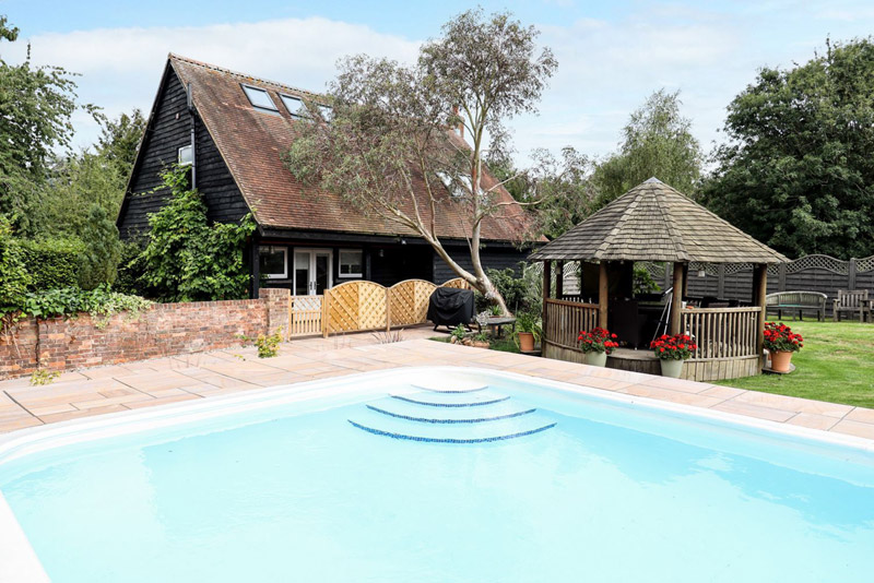 Cambridgeshire: Stylish Property