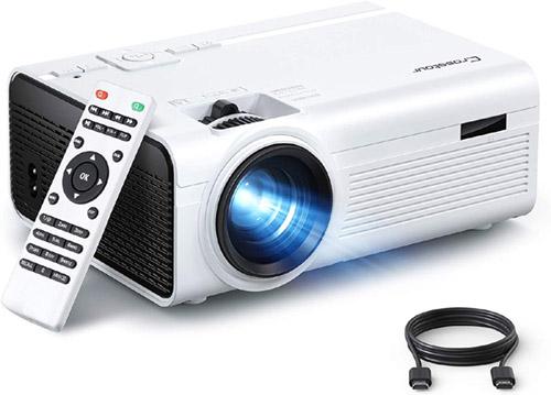 Portable Video Projector valued at £89.98 winning bidder