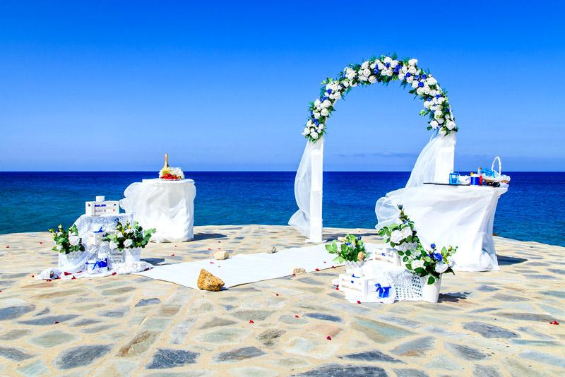 Rhodes: Wedding Package