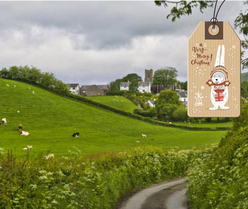 Rural Retreat for Two winning bidder