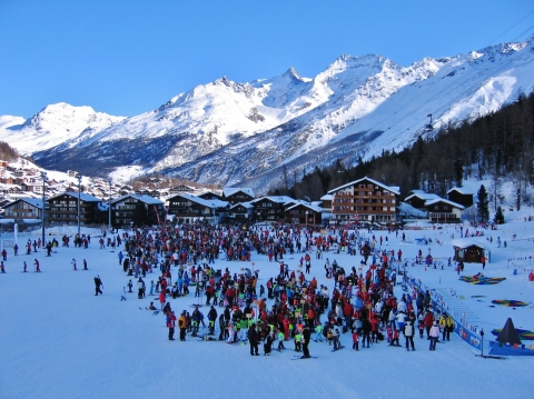 The five best Family ski resorts across Europe