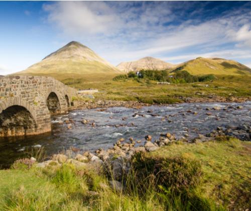 Hotel Break in Scotland for Two winning bidder