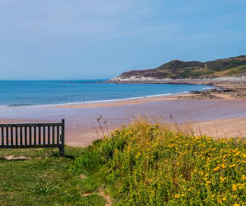 Seaside Break for Two winning bidder