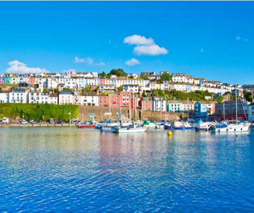 Seaside Break for Two valued at £89.00 winning bidder