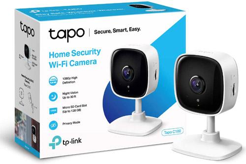Smart Security Camera winning bidder