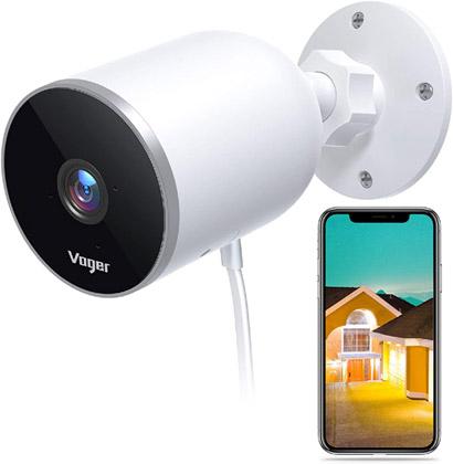 WIFI CCTV Camera valued at £39.99 winning bidder