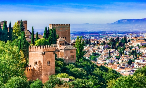 4 great cities in Andalucia & the Costa Del Sol