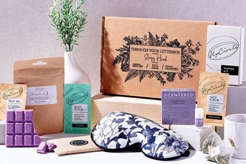 Sleepy Head Natural Care Package valued at £34.99 winning bidder