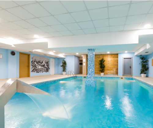 Overnight Spa Escape for Two valued at £139.99 winning bidder