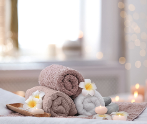 Spa Day with Treatment for Two valued at £113.00