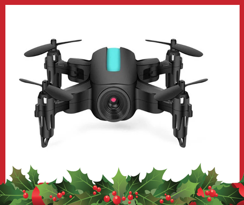 Spider Drone winning bidder