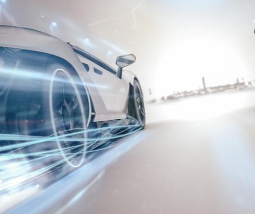 Junior Sports Car Experience winning bidder