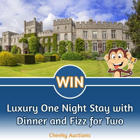 Competition closing soon - WIN a luxury stay with dinner and fizz!