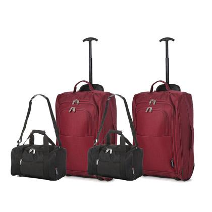 Cabin Luggage Set winning bidder