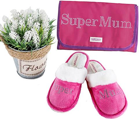 Super Mum Gift Set valued at £15.99 winning bidder