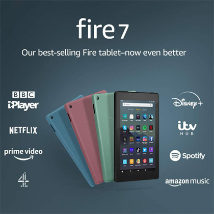 Fire 7 Tablet with 7