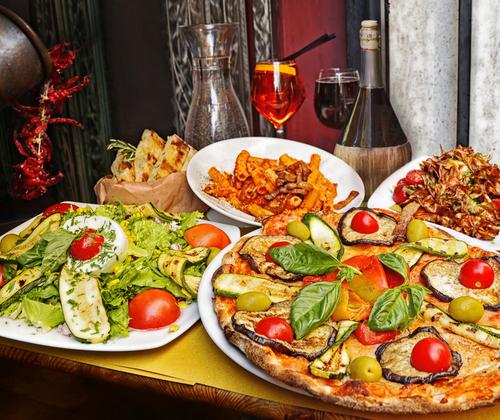 Taste of Italy for Two valued at £29.99 winning bidder