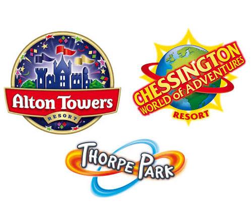 2 Theme Park Tickets winning bidder