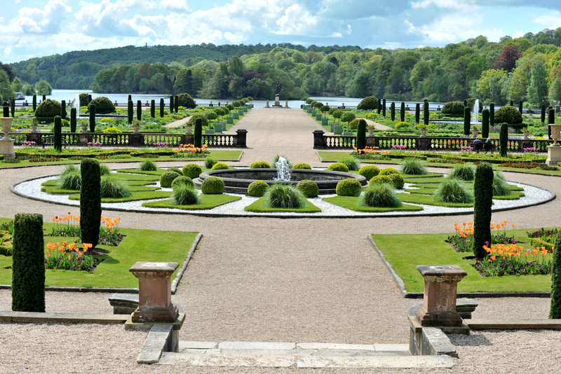 Cheshire: Trentham Gardens Break