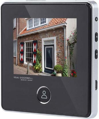 Video Door Bell winning bidder