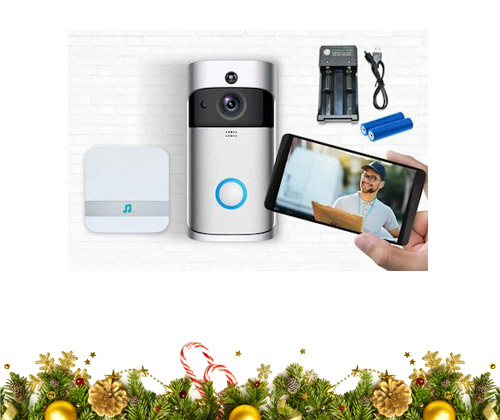 WiFi Video Doorbell winning bidder