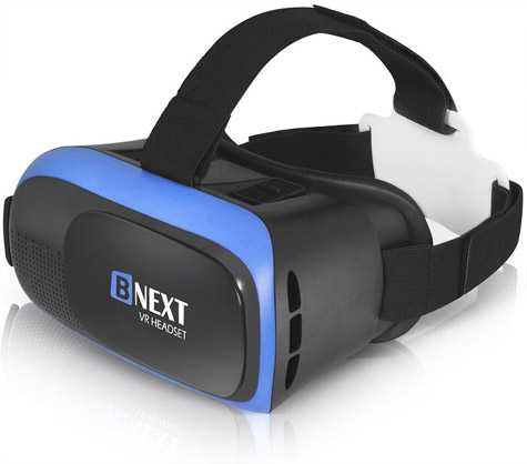 VR Headset winning bidder